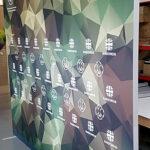 Pressewand-2x2m