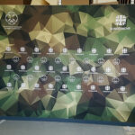 Pressewand-3x2m